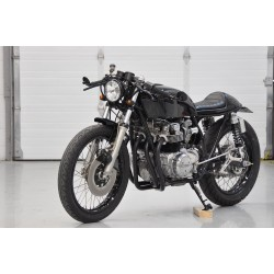 1977 Honda CB550 Cafe - THE BUILD