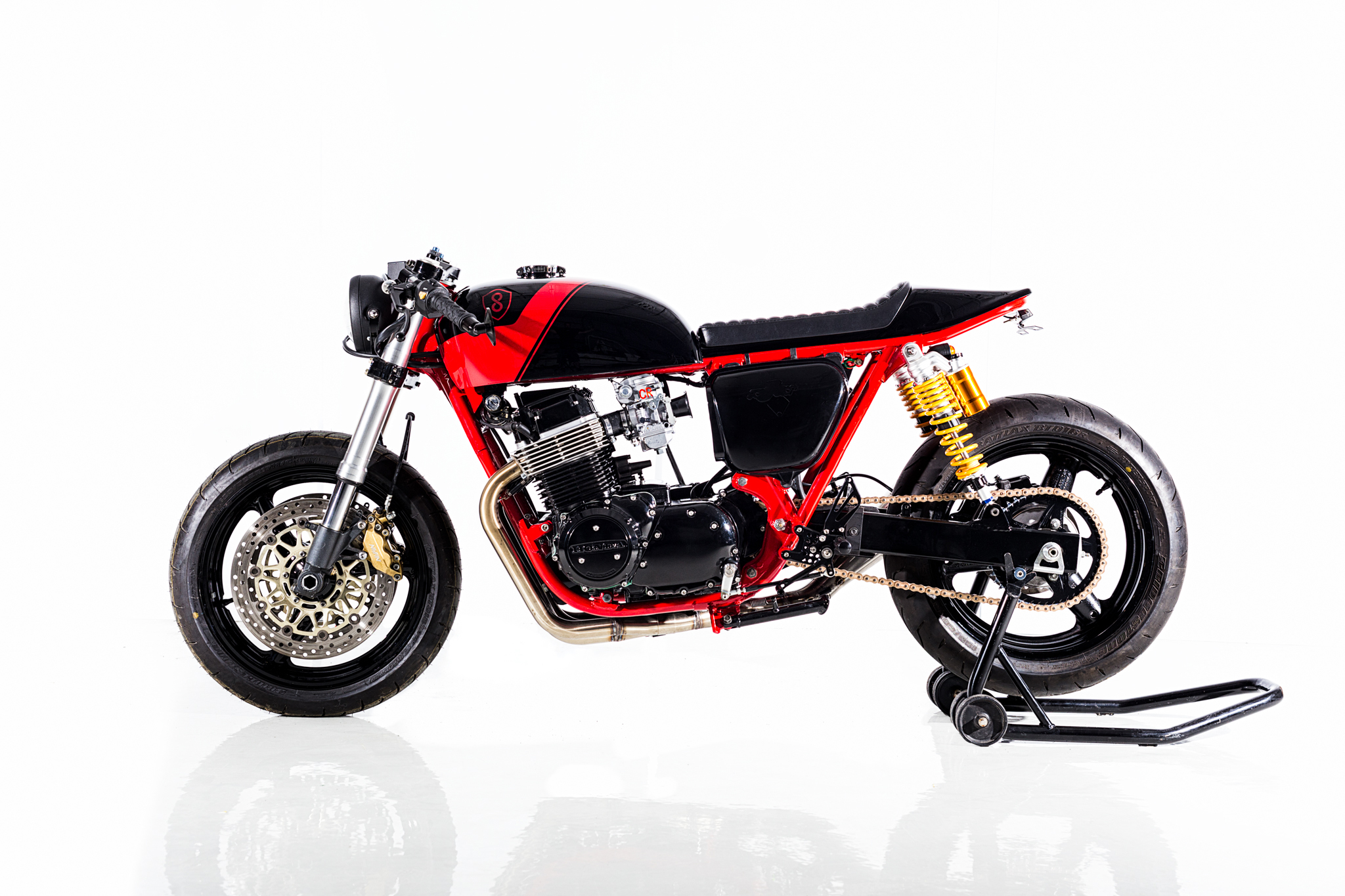 Portfolio CB750 Black Red